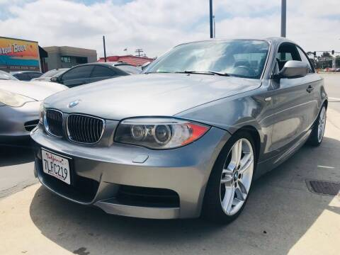 2012 BMW 1 Series for sale at Bozzuto Motors in San Diego CA