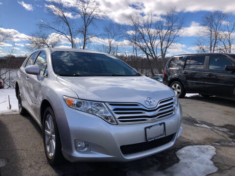 2012 Toyota Venza for sale at Top Line Import of Methuen in Methuen MA