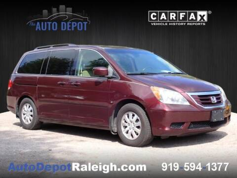 2010 Honda Odyssey for sale at The Auto Depot in Raleigh NC