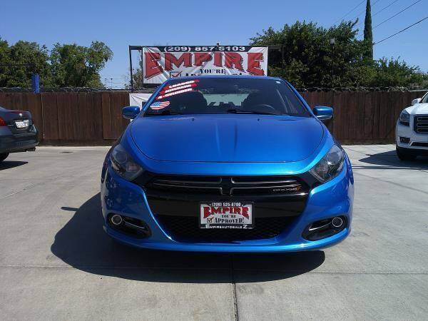 2015 Dodge Dart for sale at Empire Auto Sales in Modesto CA