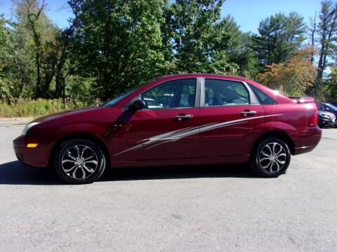 2007 Ford Focus for sale at Mark's Discount Truck & Auto in Londonderry NH