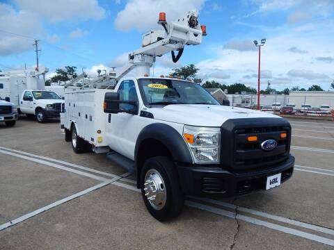 2012 Ford F-550 Super Duty for sale at Vail Automotive in Norfolk VA