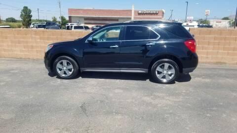 2014 Chevrolet Equinox for sale at Ryan Richardson Motor Company in Alamogordo NM
