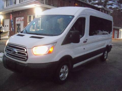 2018 Ford Transit Passenger for sale at Charlies Auto Village in Pelham NH