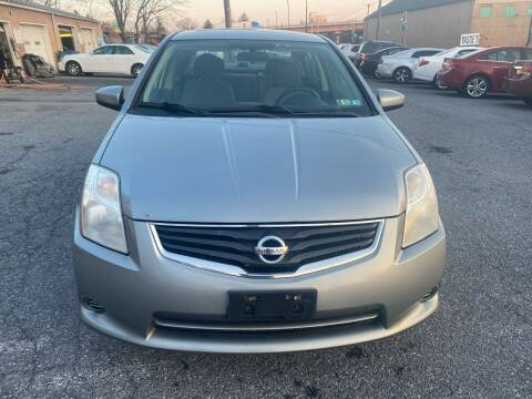 2011 Nissan Sentra for sale at YASSE'S AUTO SALES in Steelton PA