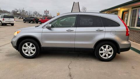2008 Honda CR-V for sale at Eagle Care Autos in Mcpherson KS
