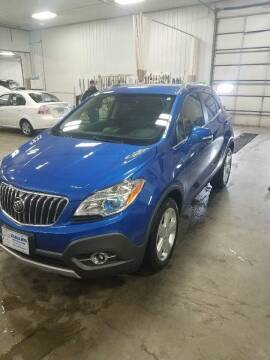2015 Buick Encore for sale at Reliable Auto in Cannon Falls MN