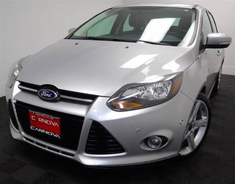 2013 Ford Focus for sale at CarNova in Stafford VA