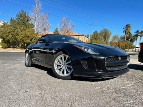 2014 Jaguar F-TYPE for sale at Boktor Motors in Las Vegas NV