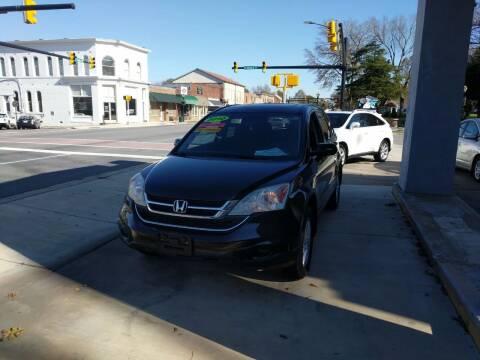 2010 Honda CR-V for sale at ROBINSON AUTO BROKERS in Dallas NC
