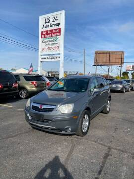 2008 Saturn Vue for sale at US 24 Auto Group in Redford MI