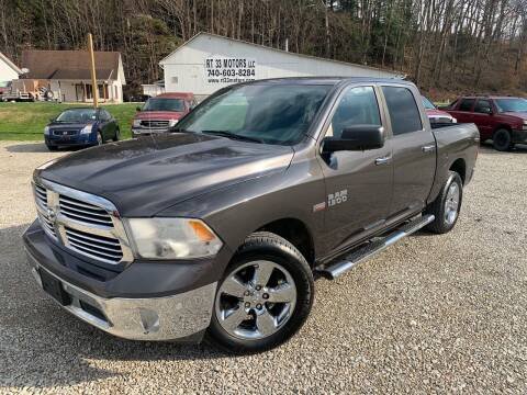 2014 RAM Ram Pickup 1500 for sale at Rt 33 Motors LLC in Rockbridge OH