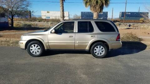 2004 Buick Rainier for sale at Ryan Richardson Motor Company in Alamogordo NM