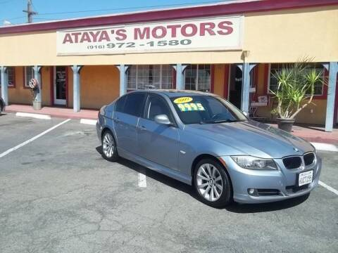 2009 BMW 3 Series for sale at Atayas Motors INC #1 in Sacramento CA