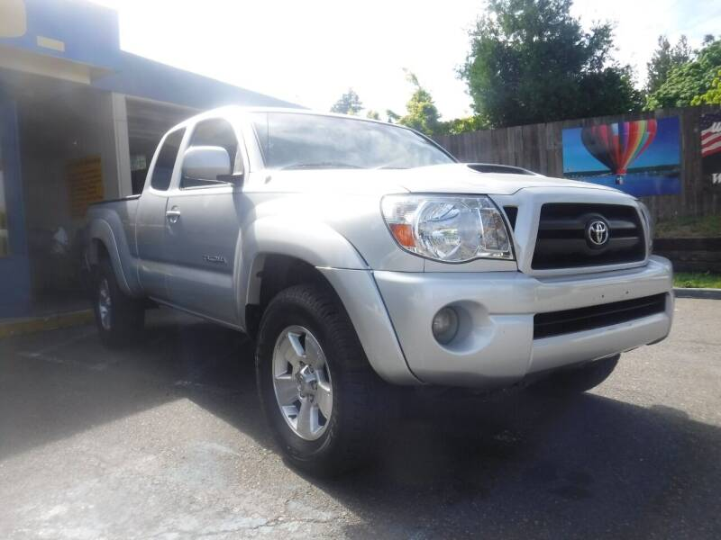 2005 Toyota Tacoma for sale at Brooks Motor Company, Inc in Milwaukie OR