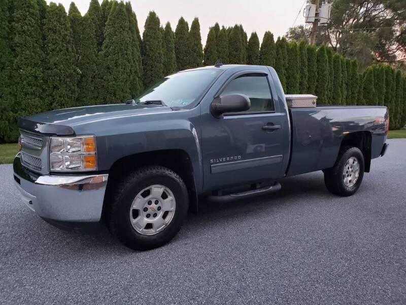 2012 Chevrolet Silverado 1500 for sale at Kingdom Autohaus LLC in Landisville PA
