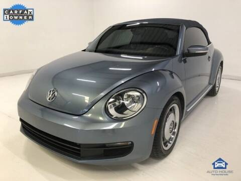 2016 Volkswagen Beetle Convertible for sale at AUTO HOUSE PHOENIX in Peoria AZ