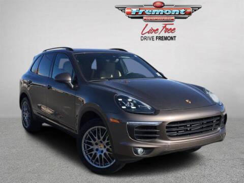 2016 Porsche Cayenne for sale at Rocky Mountain Commercial Trucks in Casper WY