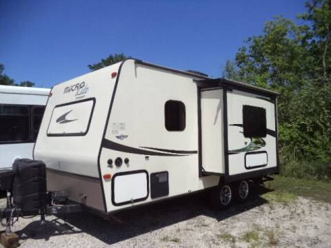 2015 Flagstaff Micro  for sale at PICAYUNE AUTO SALES in Picayune MS