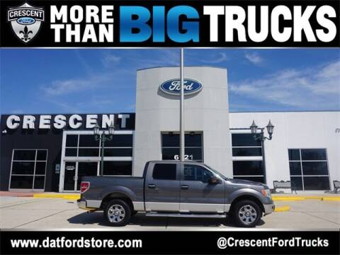 2010 Ford F-150 for sale at Crescent Ford in Harahan LA