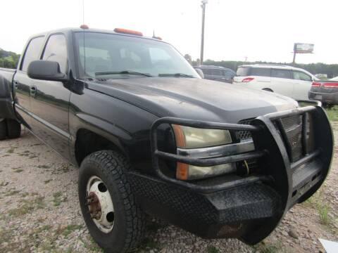 2003 Chevrolet Silverado 3500 for sale at Hill Top Sales in Brenham TX
