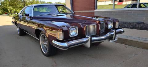 1973 Pontiac Grand Prix for sale at Auto Wholesalers in Saint Louis MO