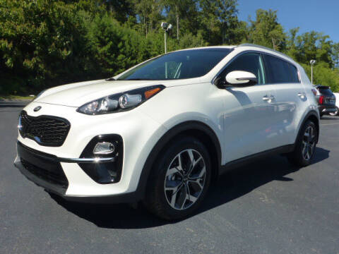 2020 Kia Sportage for sale at RUSTY WALLACE KIA OF KNOXVILLE in Knoxville TN