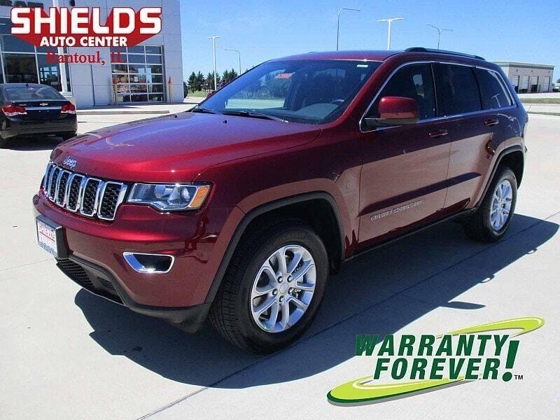 2021 Jeep Grand Cherokee for sale in Rantoul, IL