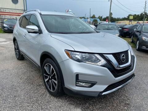 2019 Nissan Rogue for sale at Marvin Motors in Kissimmee FL