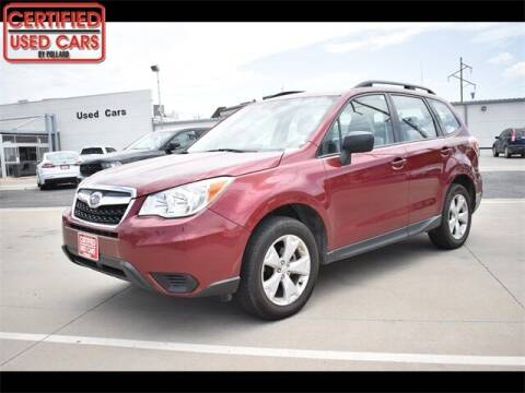 2016 Subaru Forester for sale at South Plains Autoplex by RANDY BUCHANAN in Lubbock TX