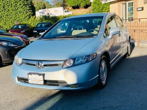 2006 Honda Civic for sale at MotorMax in Lemon Grove CA