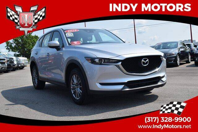 2018 Mazda CX-5 for sale at Indy Motors Inc in Indianapolis IN