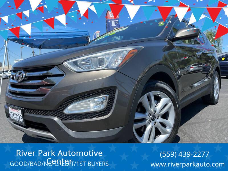 2013 Hyundai Santa Fe Sport for sale at River Park Automotive Center in Fresno CA