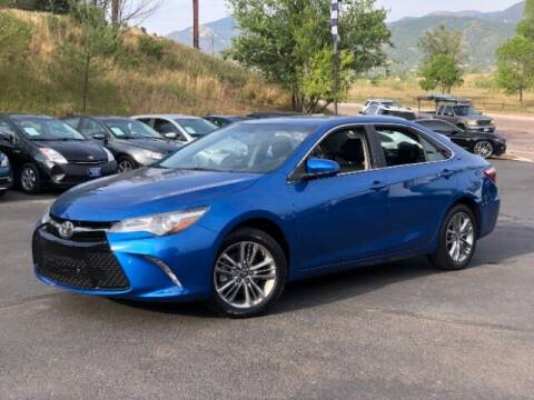 2017 Toyota Camry for sale at Lakeside Auto Brokers Inc. in Colorado Springs CO