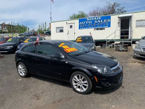 2008 Saturn Astra for sale at Noah Auto Sales in Philadelphia PA