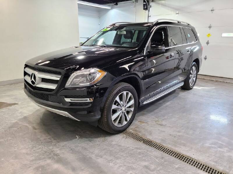 2013 Mercedes-Benz GL-Class for sale at Redford Auto Quality Used Cars in Redford MI