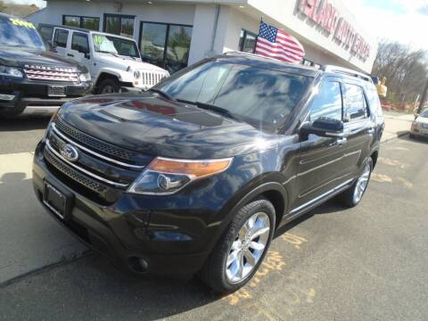 2014 Ford Explorer for sale at Island Auto Buyers in West Babylon NY
