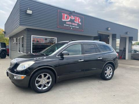 2010 Buick Enclave for sale at D & R Auto Sales in South Sioux City NE