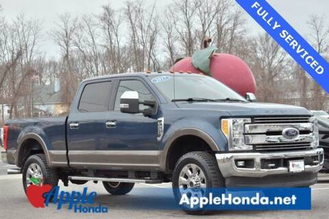 2017 Ford F-250 Super Duty for sale at APPLE HONDA in Riverhead NY