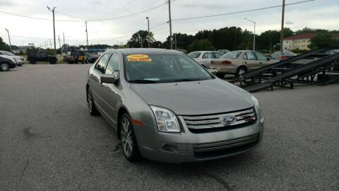2009 Ford Fusion for sale at Kelly & Kelly Supermarket of Cars in Fayetteville NC