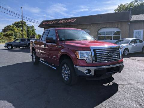 2011 Ford F-150 for sale at Worley Motors in Enola PA
