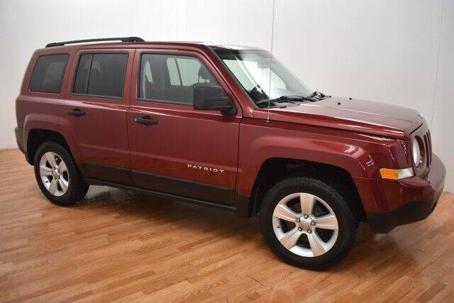 2012 Jeep Patriot for sale at Paris Motors Inc in Grand Rapids MI