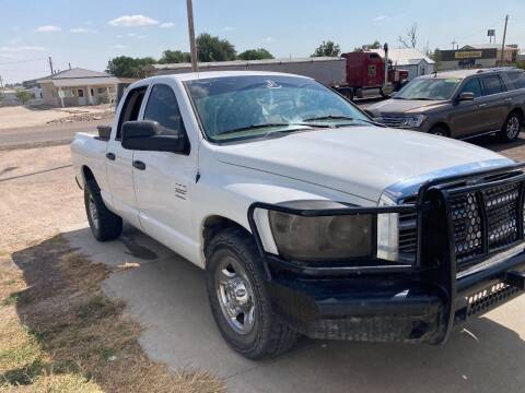2009 Dodge Ram Pickup 2500 for sale at All Affordable Autos in Oakley KS