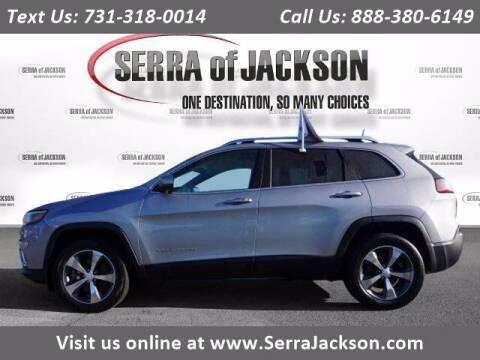 2019 Jeep Cherokee for sale at Serra Of Jackson in Jackson TN