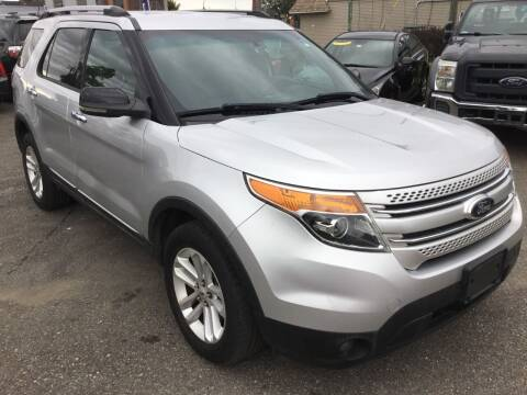 2013 Ford Explorer for sale at eAutoDiscount in Buffalo NY
