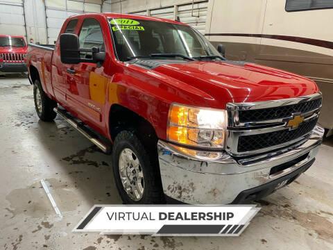 2011 Chevrolet Silverado 2500HD for sale at LA Auto & RV Sales and Service in Lapeer MI