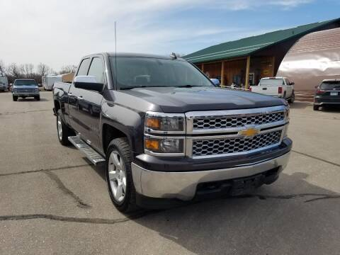 2015 Chevrolet Silverado 1500 for sale at Pro Auto Sales and Service in Ortonville MN