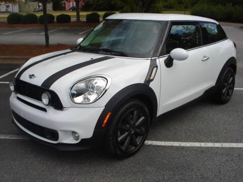 2013 MINI Paceman for sale at Uniworld Auto Sales LLC. in Greensboro NC