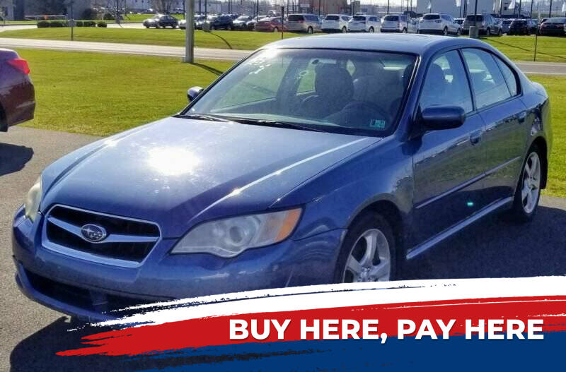 2009 Subaru Legacy for sale at Lancaster Auto Detail & Auto Sales in Lancaster PA