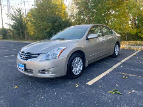 2010 Nissan Altima for sale at Siglers Auto Center in Skokie IL